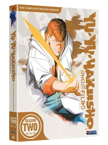 Yu Yu Hakusho: Ghost Files - The Complete Second Season