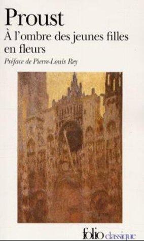 A L Ombr Des Jeune Fill 9782070380510