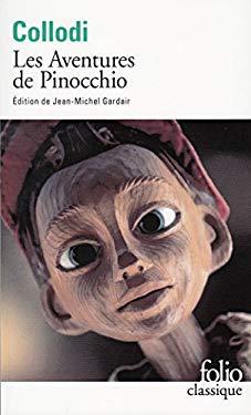 Aventures de Pinocchio 9782070421251