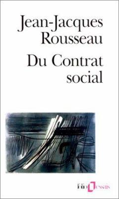 Contrat Social Disc Su 9782070326709