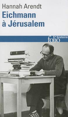 Eichmann a Jerusalem 9782070326211