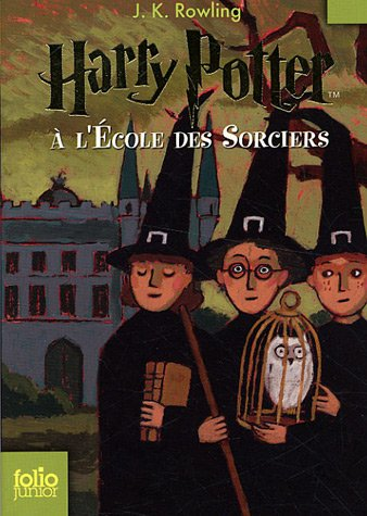 Harry Potter A L'Ecole Des Sorciers 9782070612369