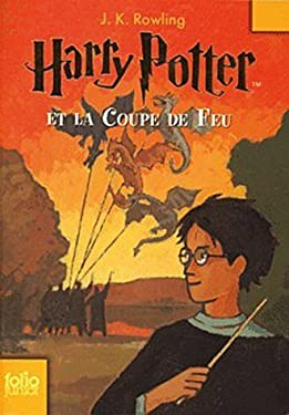Harry Potter Et La Coupe de Feu 9782070612390