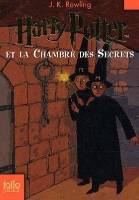 Harry Potter Et la Chambre Des Secrets 9782070612376