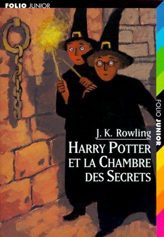 Harry Potter Et la Chambre Des Secrets = Harry Potter and the Chamber of Secrets 9782070524556