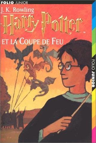 Harry Potter Et la Couple de Feu 9782070543519