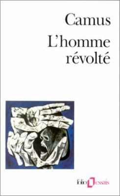 Homme Revolte 9782070323029