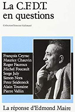 La C.F.D.T. en questions (Collections Tmoins)