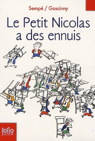 Le Petit Nicolas: A Des Ennuis 9782070577040