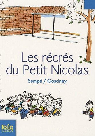 Les Recres Du Petit Nicolas 9782070577057