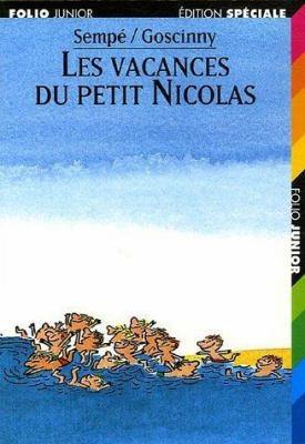 Les Vacances Du Petit Nicolas 9782070513345