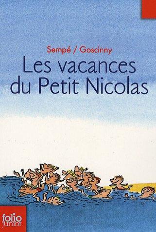Les Vacances Du Petit Nicolas 9782070577026