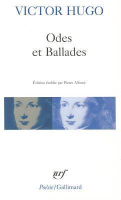 Odes Et Ballades 9782070321902