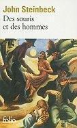 Des Souris Et Des Hommes 9782070360376