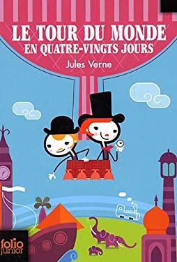 Tour Du Monde En 80 Jou 9782070577101