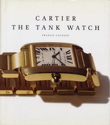 Cartier the Tank Watch 9782080136336