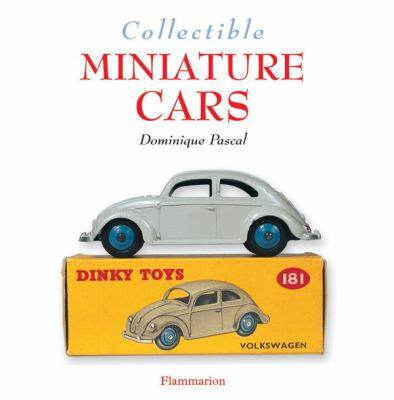 Collectible Miniature Cars 9782080107183
