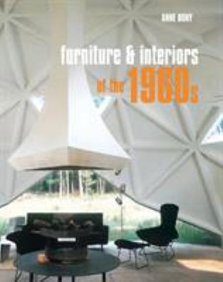 Furniture & Interiors of the 1960s 9782080304469