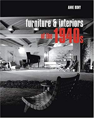 Furniture and Interiors of the 1940s 9782080111586