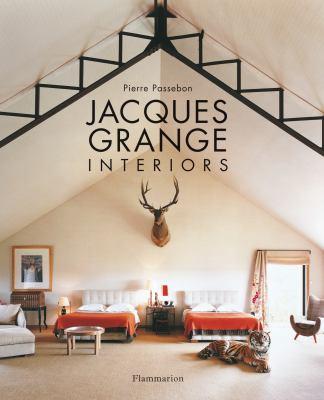Jacques Grange: Interiors 9782080301123