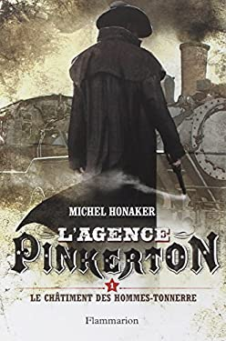 L'agence Pinkerton, Tome 1 (French Edition) - Michel Honaker