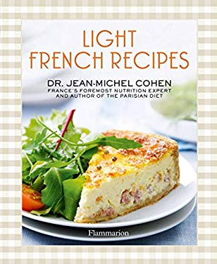 Light French Recipes: The Parisian Diet Cookbook 9782080201751