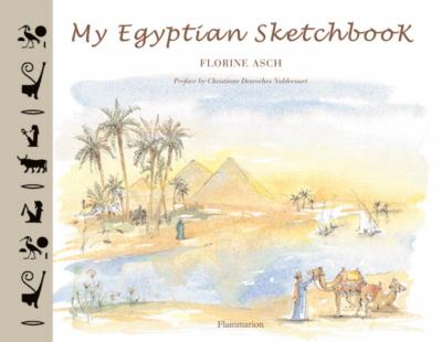 My Egyptian Sketchbook 9782080201225