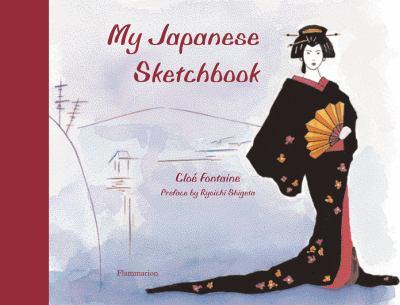 My Japanese Sketchbook 9782080304346