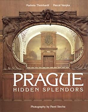 Prague Hidden Splendors 9782080135544
