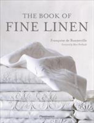 The Book of Fine Linen 9782080135575
