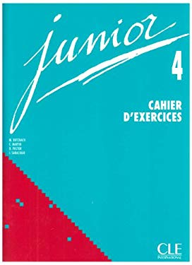 Junior 4 Cahier D'Exercices 9782090333671