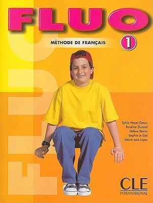 Fluo Methode de Francais 1 9782090335538