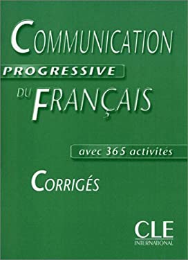 Communication Progressive Du Francais Key 9782090337273