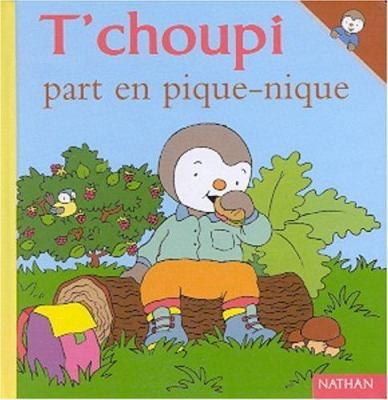T'choupi Part En Pique-Nique 9782092020470