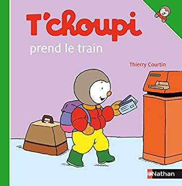 T'choupi Prend le Train 9782092020487
