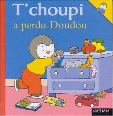 T'choupi A Perdu Doudou 9782092021385