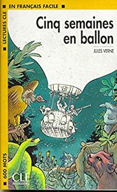 Cinq Semaines En Ballon 9782090319712