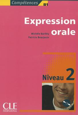 Competences Oral Expression + Audio CD Level 2 9782090352078