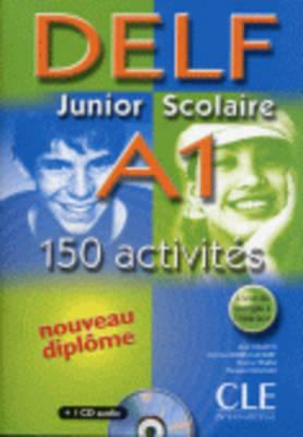 Delf Junior Scolaire A1 Textbook + Key + Audio CD 9782090352467