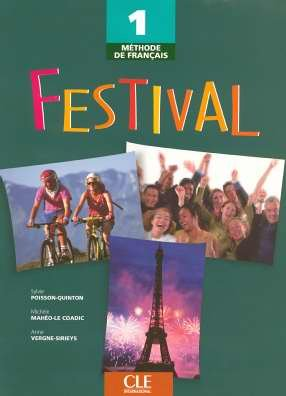 Festival Level 1 Textbook 9782090353204