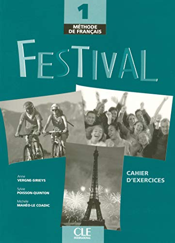 Festival Level 1 Workbook with CD 9782090353211
