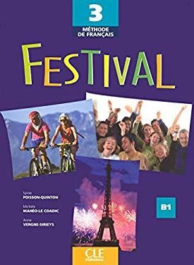 Festival Level 3 Textbook 9782090353266