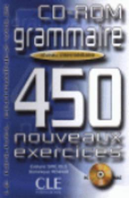 Grammaire 450 Nouveaux Exercices, Niveau Intermediaire 9782090322927