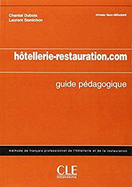 Hotellerie-Restauration.com: Methode de Francais de L'Hotellerie Et de la Restauration 9782090331790