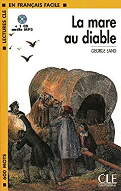 La Mare Au Diable Book + MP3 CD (Level 1) 9782090318463