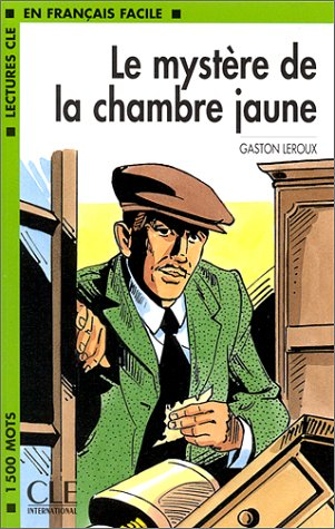 Le Mystere de La Chambre Jaune Book (Level 3) 9782090319897