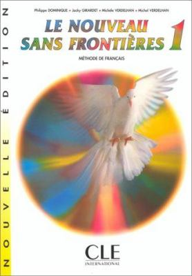 Le Nouveau Sans Frontieres Textbook (Level 1) 9782090334494