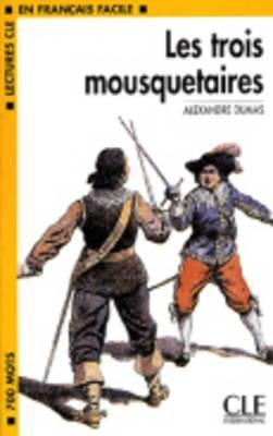 Les Trois Mousquetaires Book (Level 1)