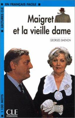 Maigret Et la Vieille Dame 9782090319811