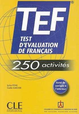 Tef-250 Activities Book